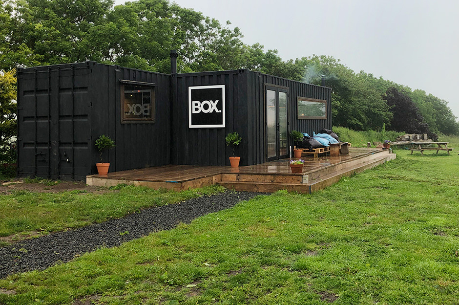 Box Restaurant, Swinhoe, Northumberland