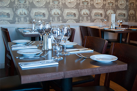 Insieme Restaurant and Pizzeria, Seahouses, Northumberland