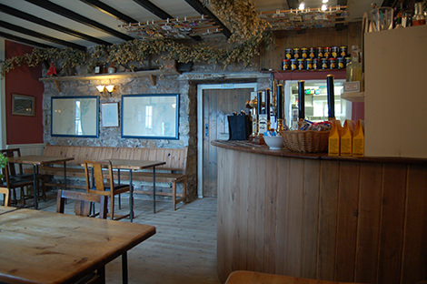 The Ship Inn, Low Newton-by-the-Sea, Northumberland